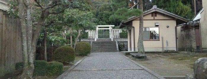 冷泉天皇 櫻本陵 is one of 天皇陵.