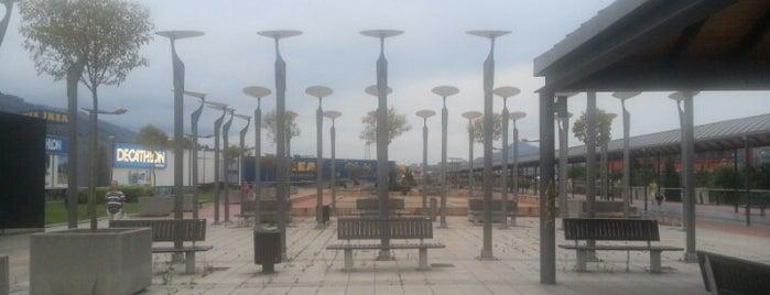 Megapark Barakaldo is one of let's get Bilbao's badge (Spain) #4sqCities.