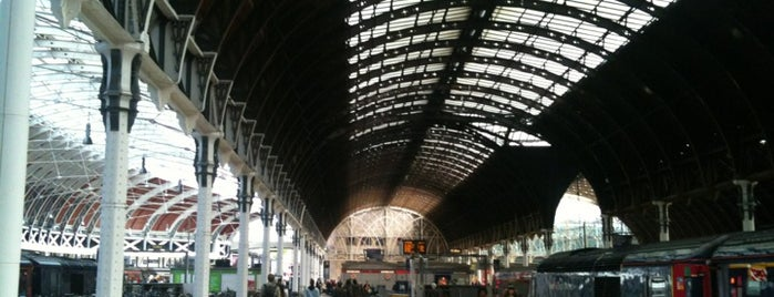 London Paddington Railway Station (PAD) is one of Railway Stations in UK.