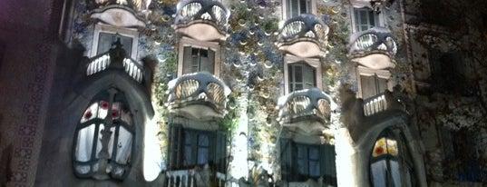 Casa Batlló is one of Follow Gaudí around Barcelona.