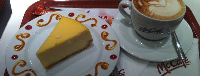 McCafé is one of Cafe Kyiv (Kiev, Ukraine).