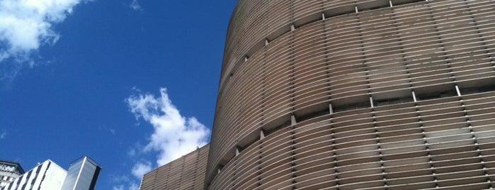 Edifício Copan is one of Centrão de São Paulo.