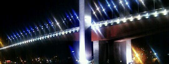 Bolte Bridge is one of Quintessential Melbourne.