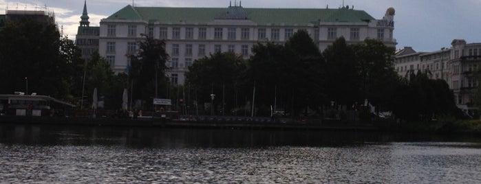 Hotel Atlantic Kempinski is one of Unsere TOP Empfehlungen für Hamburg.