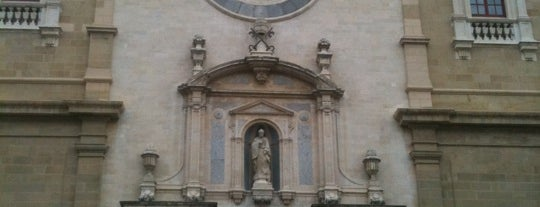 Catedral de Sant Pere is one of Catedrales de España / Cathedrals of Spain.