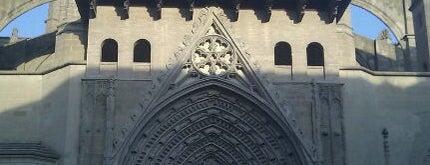 Catedral de Santa María de Huesca is one of Catedrales de España / Cathedrals of Spain.