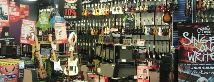 Guitar Center is one of Lancaster.