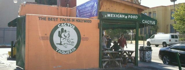 Cactus Mexican Food is one of Los Angeles by an LA Local.