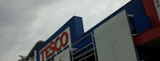 Tesco Setia Alam is one of Shopping Mall..