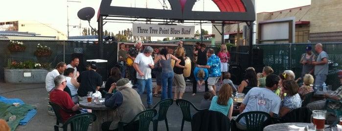 Big Al Brewing is one of Good West Seattle Spots.