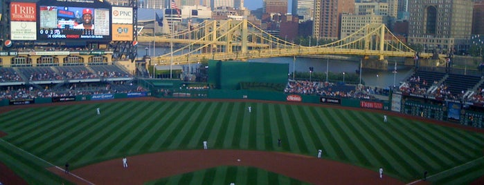 PNC Park is one of Hot Spots in Pittsburgh!.