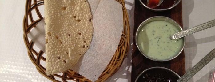 Restaurante Everest Montanha is one of Restaurantes com comida vegetariana.
