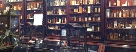 New Orleans Pharmacy Museum is one of New Orleans City Badge - The Big Easy.