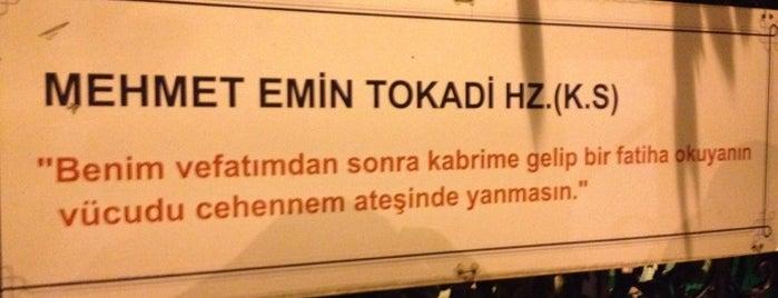 Mehmet Emin Tokadî Hz. Türbesi is one of Kuyumcu.