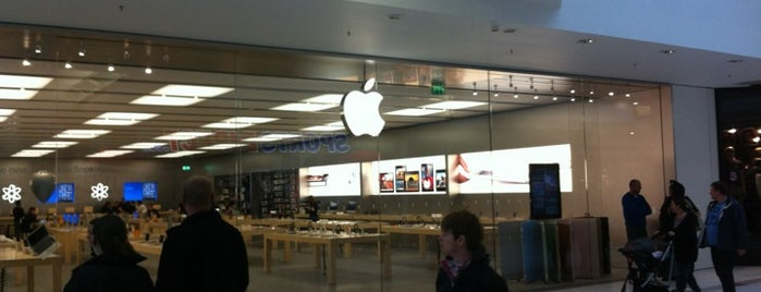Apple Store, Braehead is one of All Apple Stores in Europe.