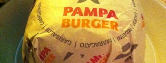Pampa Burger is one of Top 10 favorites places in Porto Alegre, Brasil.