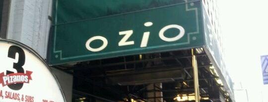 Ozio Restaurant & Lounge is one of Mike's Favorite Restaurants in DMV.