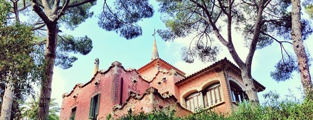 Casa Museu Gaudí is one of barcelona.