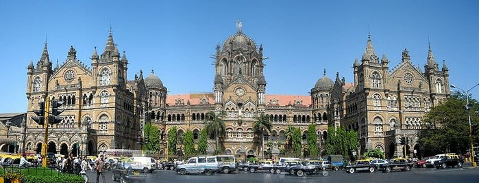 Chhatrapati Shivaji Terminus is one of city of dreams.