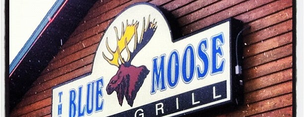Blue Moose Bar & Grill is one of Top 10 favorites places in East Grand Forks, MN.