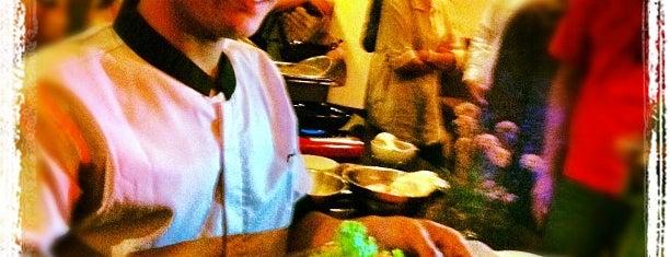 Poke Sushi is one of Bento Badge.