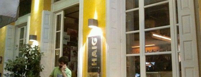 Διπλό Cafe is one of My Favorite Places.