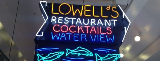 Lowell's Restaurant is one of PASS Summit.
