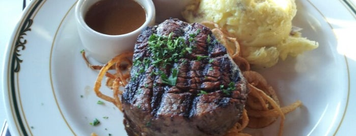 EB Green's Steakhouse is one of Must see places in Buffalo for tourists #visitUS.
