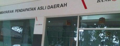 Bank DKI Capem Kec Cakung is one of Perkantoran Pemerintah / Swasta.