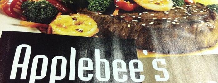 Applebee's | آبل بيز is one of My Doha..