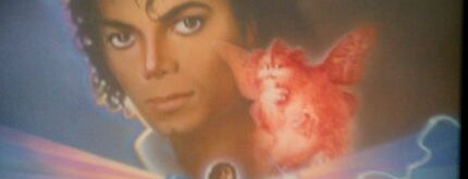 Captain EO is one of Epcot.