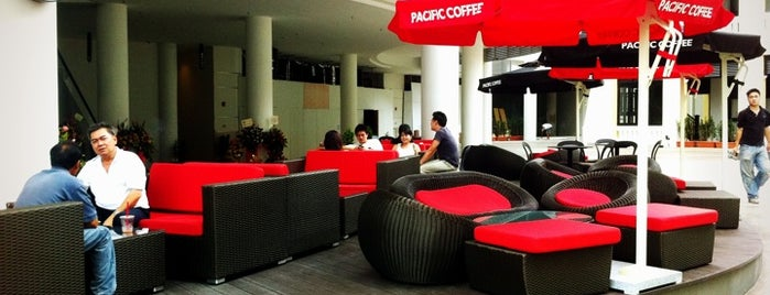 Pacific Coffee Company is one of Gurney Paragon.