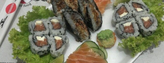Massashin is one of Sushi em Campão.