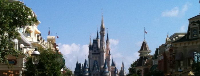 Magic Kingdom® Park is one of Magic Kingdom Guide by @bobaycock.