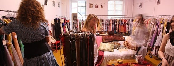 Shareen Vintage is one of NYC VINTAGE DO.