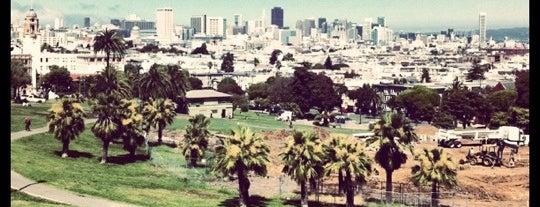 Mission Dolores Park is one of San Francisco | New to Town.