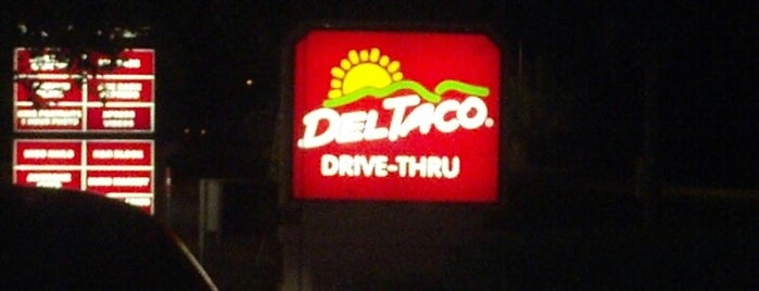 Del Taco is one of Favorite Food.
