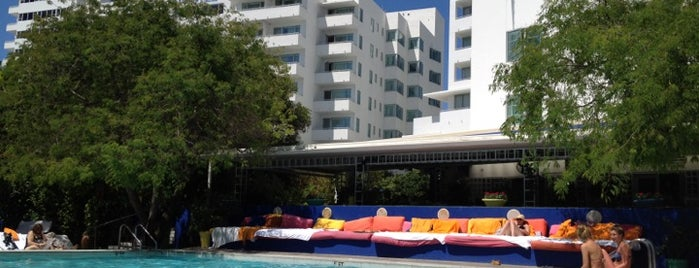 Shore Club is one of Miami City Guide.