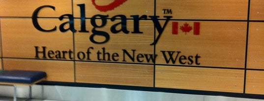 Calgary International Airport (YYC) is one of Airports in US, Canada, Mexico and South America.