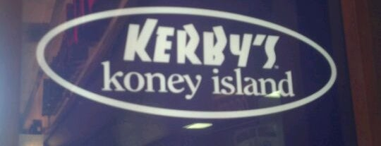 Kerby's Koney Island is one of Work Lunch Locations.