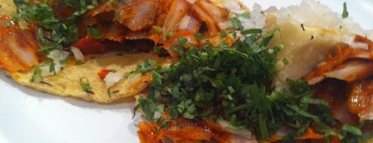 Taquearte is one of Best Tacos Mexico City.