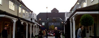 Bicester Village is one of My United Kingdom Trip'09.