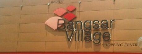 Bangsar Village is one of Cool KL.