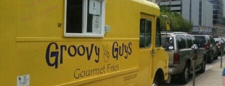 Groovy Guys Gourmet Fries is one of Indy Food Trucks.