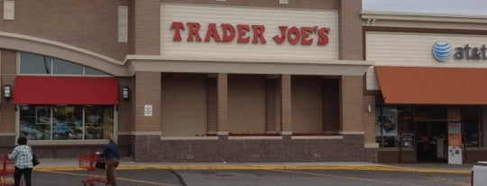 Trader Joe's is one of Favorite places.