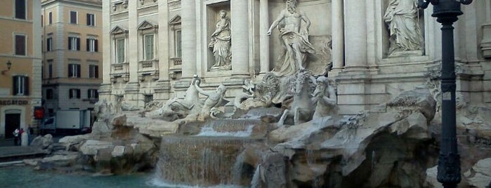 Trevi Fountain is one of Da non perdere a Roma.