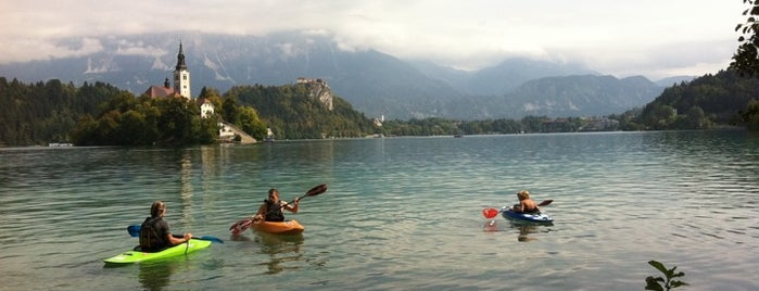 Blejski Otok (Bled Island) is one of Favorite Great Outdoors.
