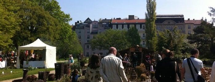 Botanischer Garten is one of Exploring Vienna (Wien).