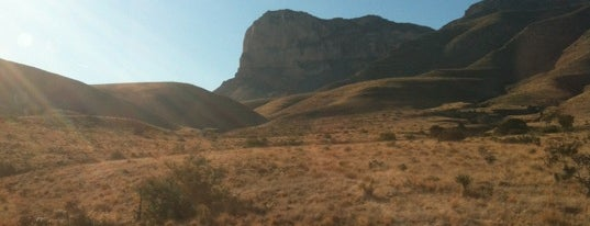 Guadalupe Mountains National Park is one of Visit the National Parks.