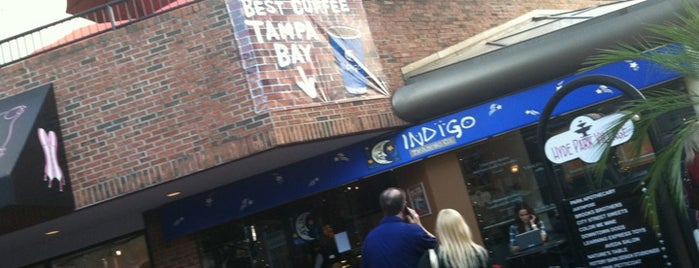Indigo Coffee is one of Top picks for Coffee Shops.